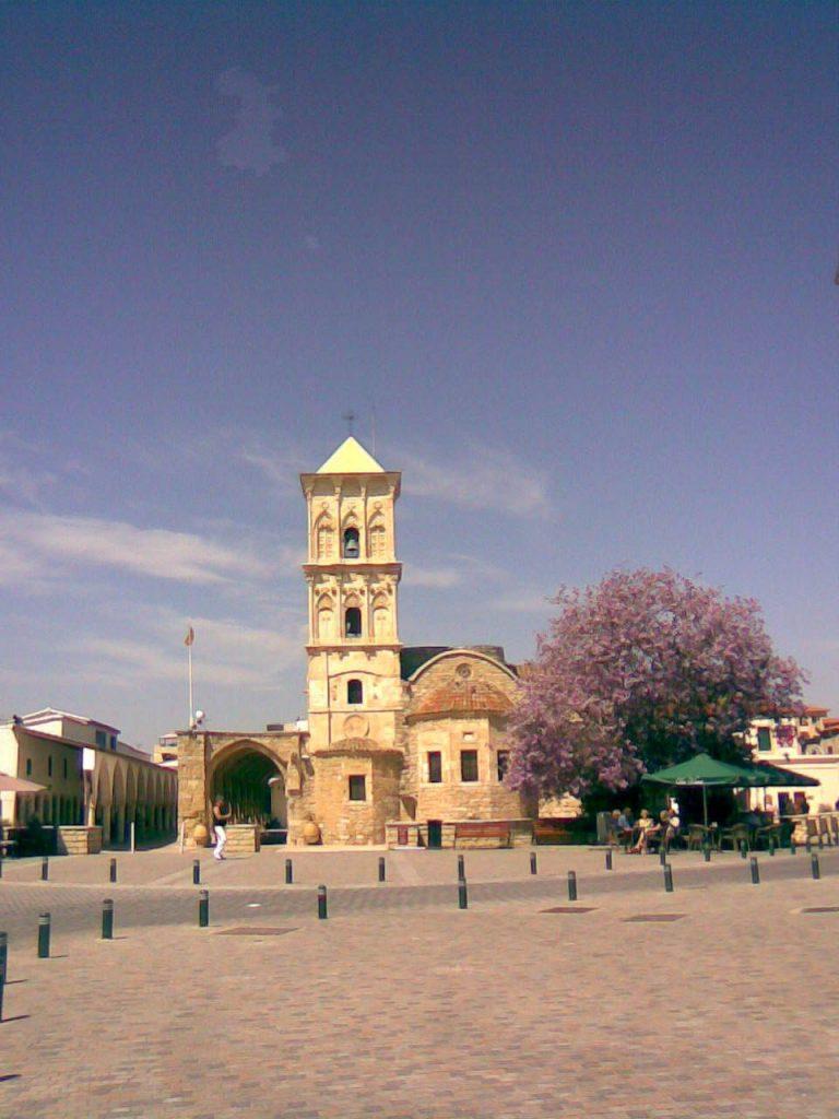 Паломничество Россия - Кипр - Святая Земля
