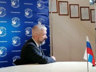 Интервью руководителя Россотрудничества Е.А.Примакова