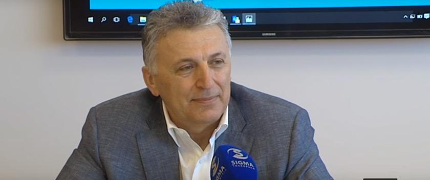 Ушел из жизни Борис Музенидис